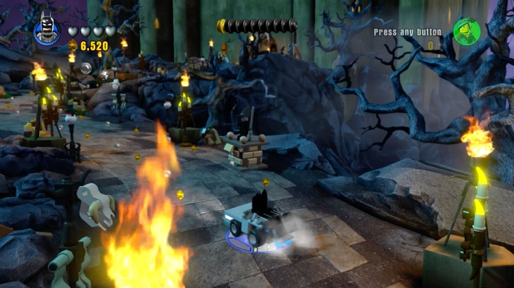 Lego Dimensions skills come in all shapes and mini-figures
