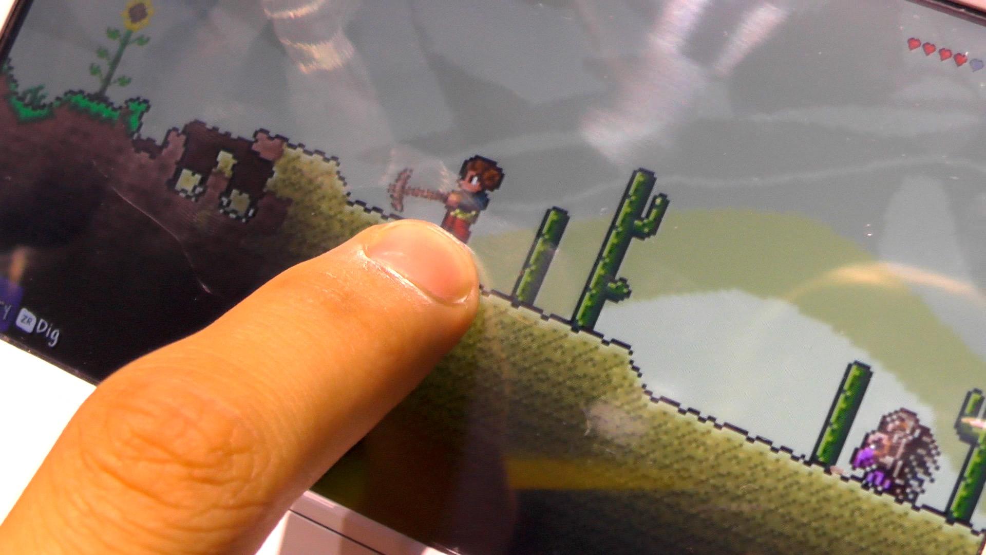Terraria comes to Wii U