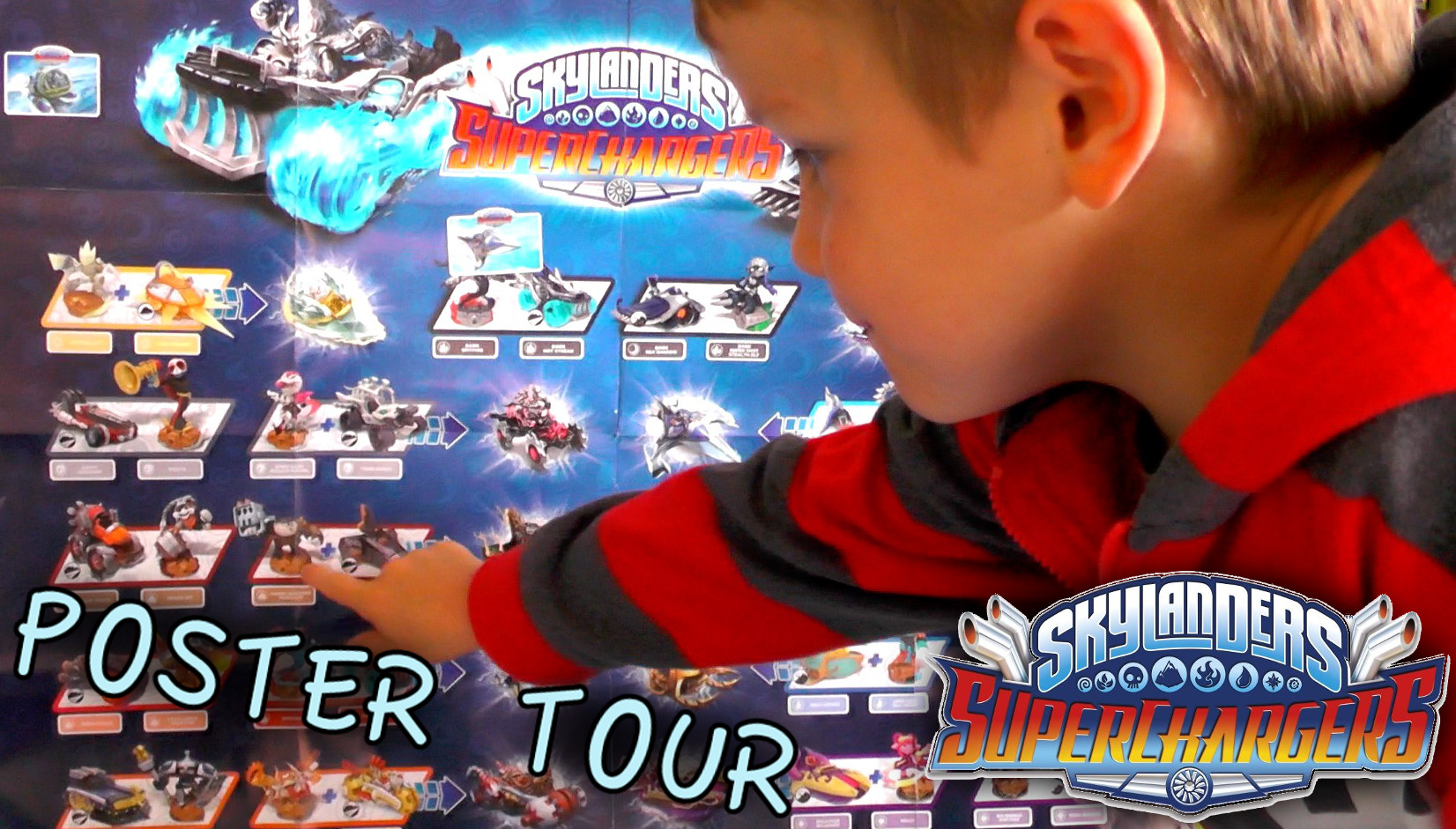 Skylanders Superchargers hits stores