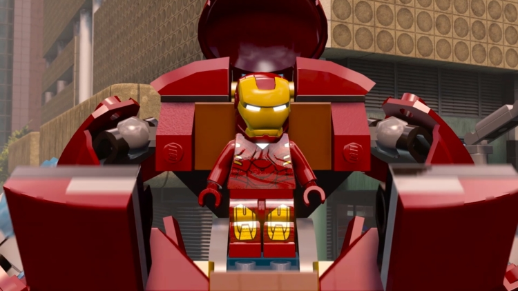 Lego Marvel's Avengers gets January release date