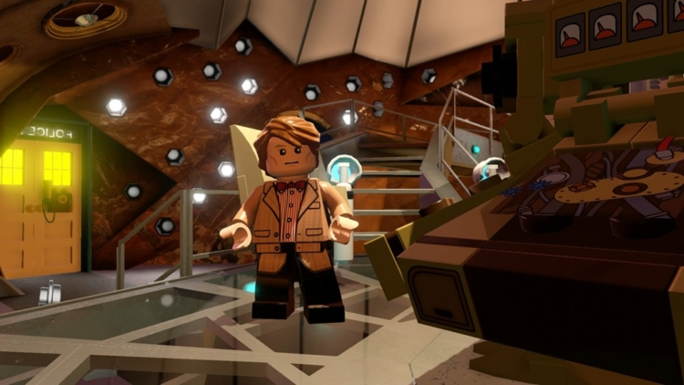 Lego Marvel's Avengers character list expands