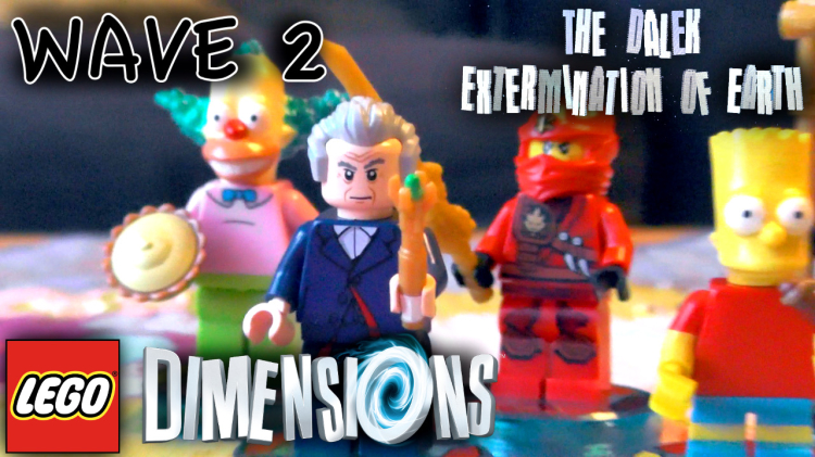 Lego Dimensions Wave 2 Add Doctor Who