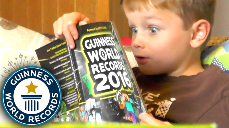 Guinness World Records 2016: Gamer's Edition