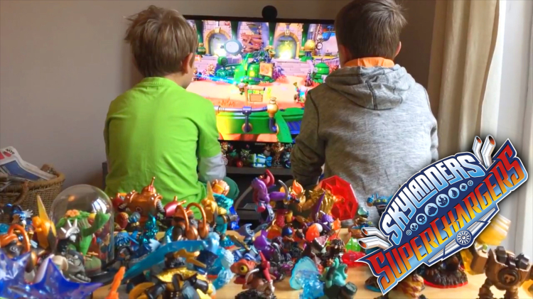 Skylanders plays the backwards compatibility card