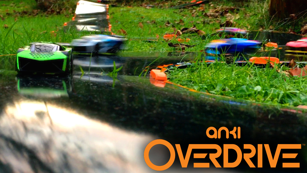 Anki Overdrive 1.1 adds team-play mode
