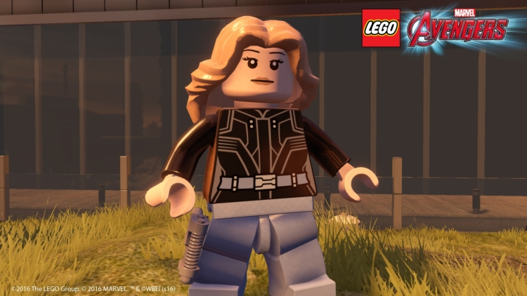 Lego Marvel's Avengers DLC only on PlayStation