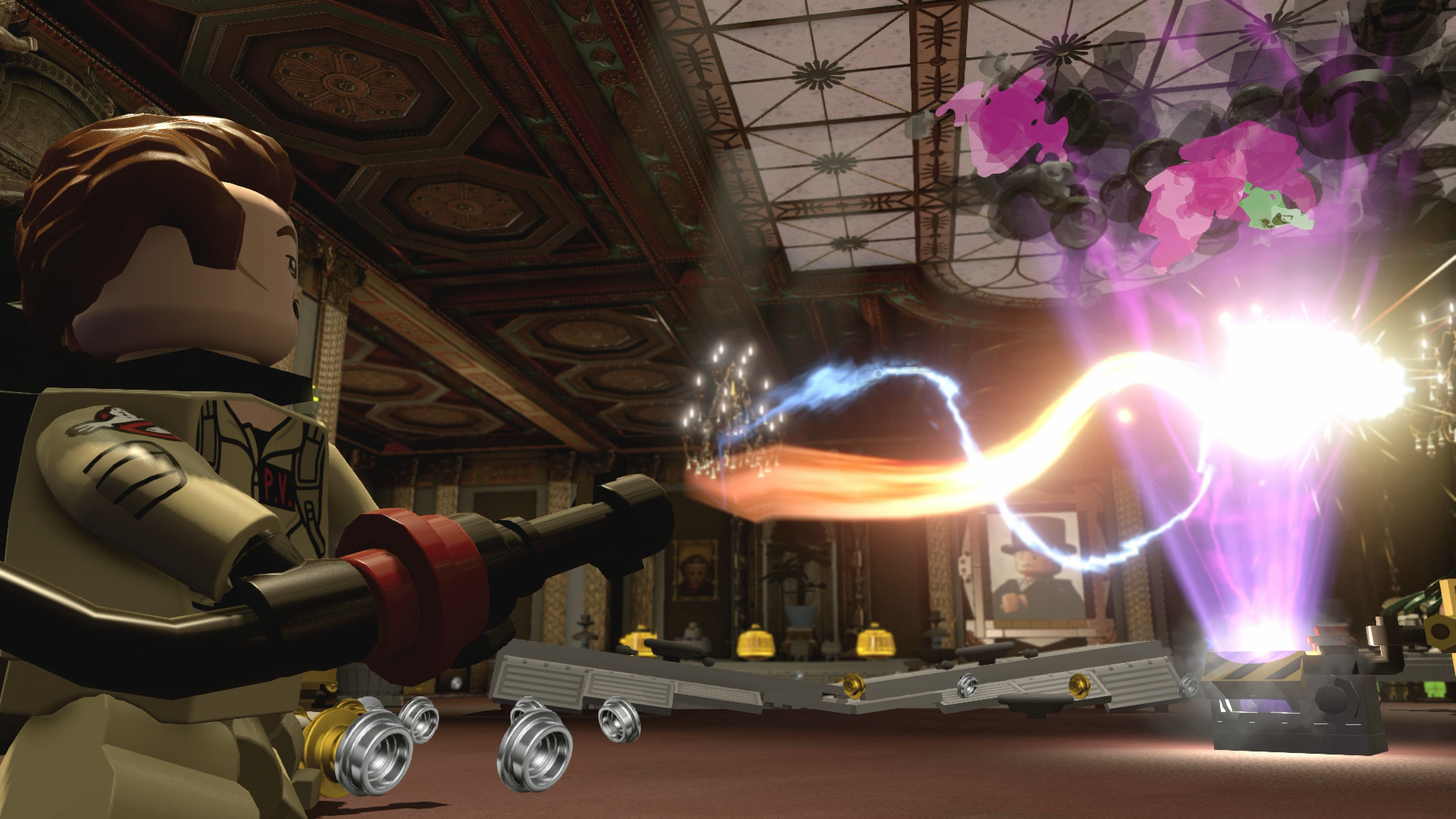 Lego Dimensions wave 3 adds Ghostbuster World