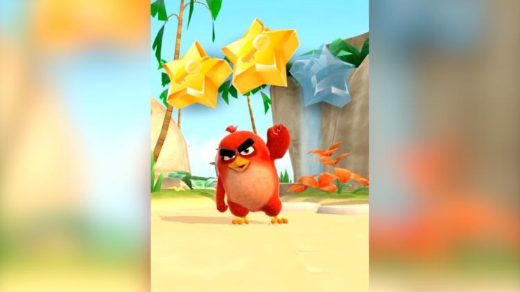 Angry Birds Action! turns pinball turn based