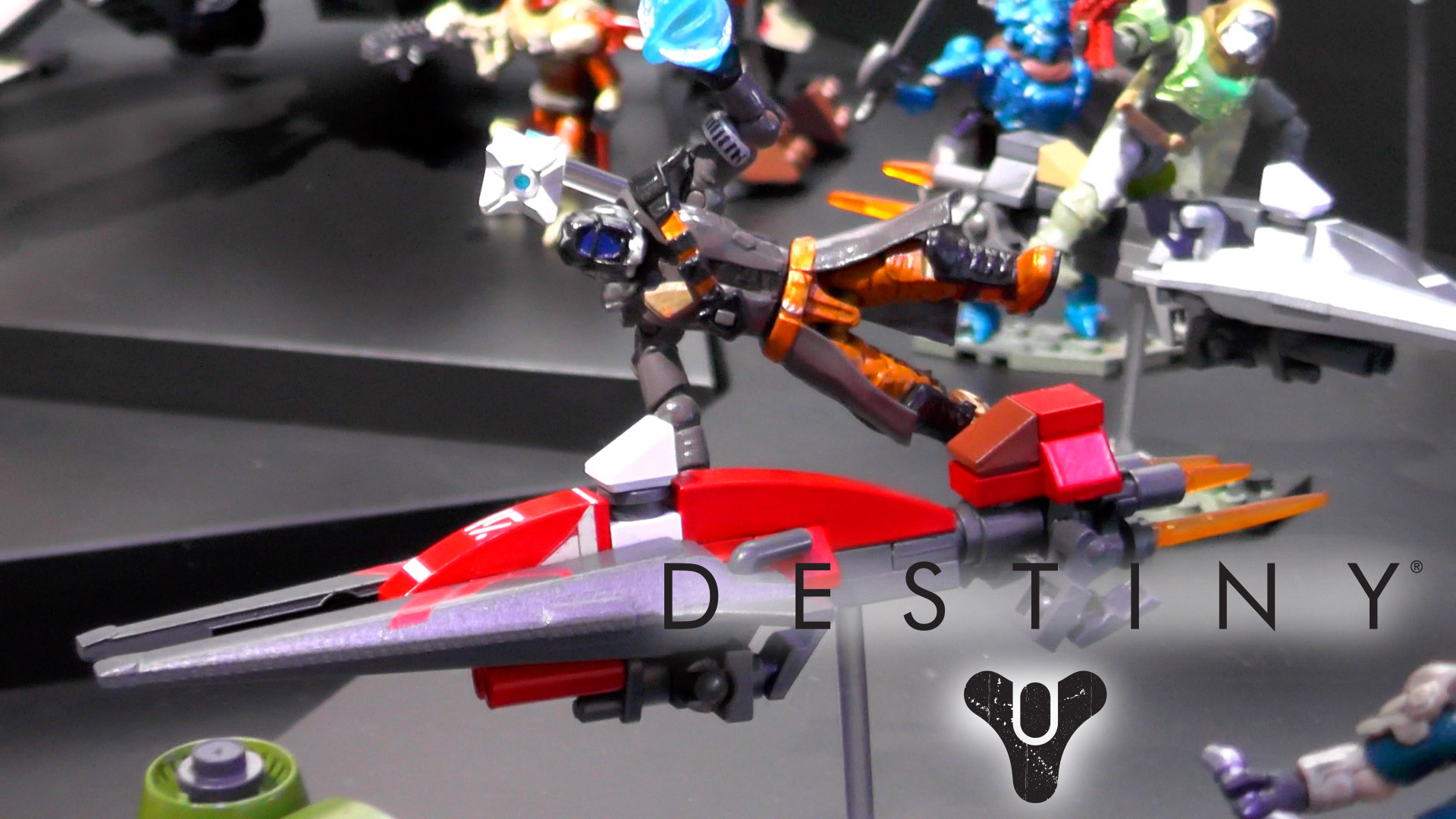 Call of Duty, Destiny and Halo get the brick treatment from Mega