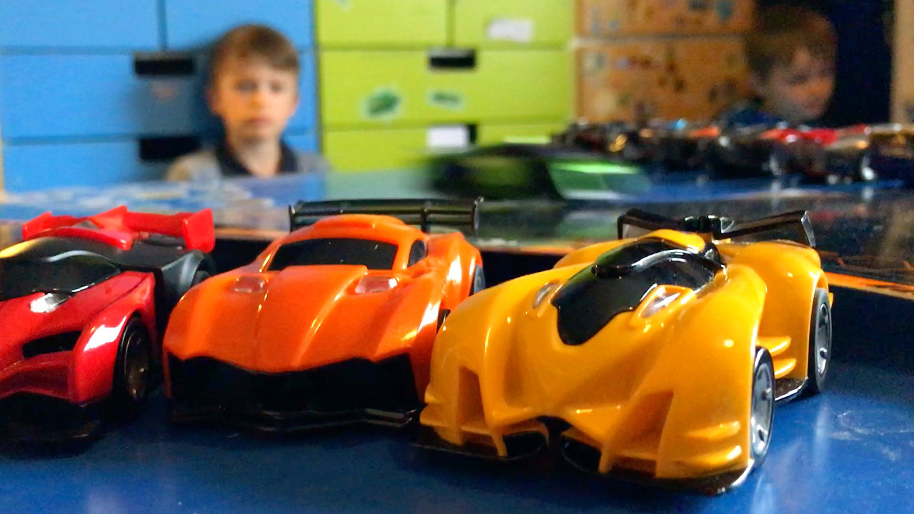 Anki Overdrive adds new modifiers and improves scanning