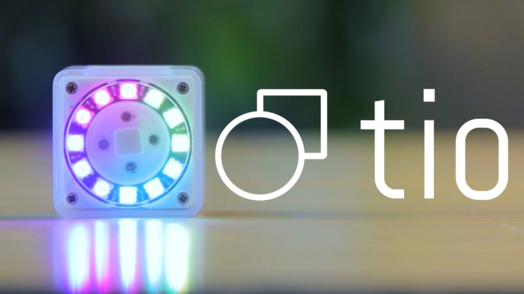 'Tio' brings old toys-to-life with snap and play robotics