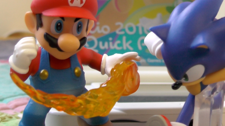 Mario & Sonic at Rio 2016 Olympic Games features Download Play