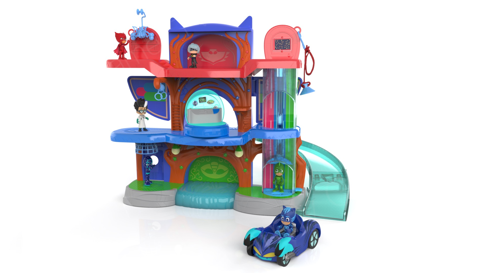 PJ Masks HQ playset revealed
