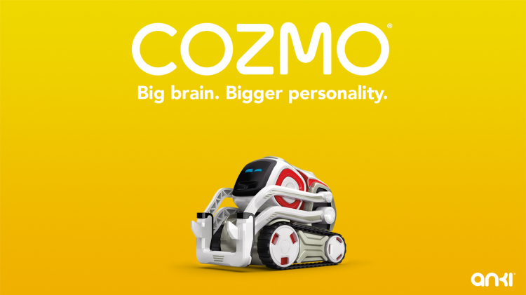 Cozmo is next Anki robot