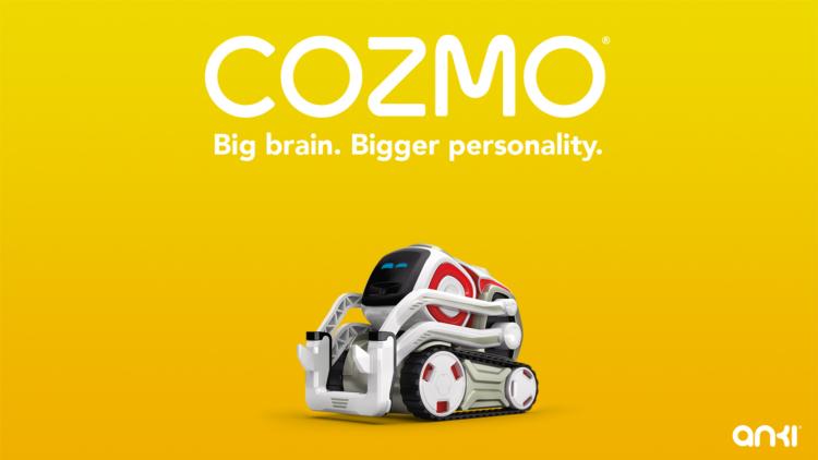 Cozmo is next Anki robot