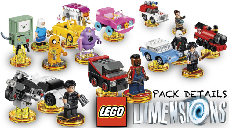 Hands on with Lego Dimensions Wave 6 and beyond